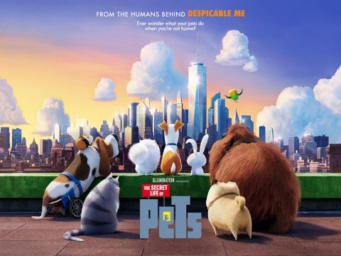 """Secret Life of Pets"" to be shown at the next Movies in the Park."