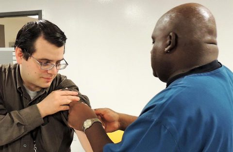 Immunizations to be offered by Blanchfield Army Community Hospital at Retiree Appreciation Day event.