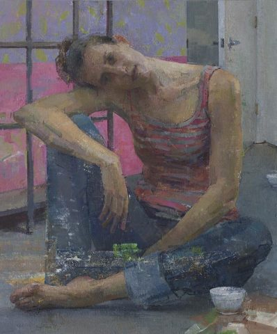 Zoey Frank - Pink and Grey