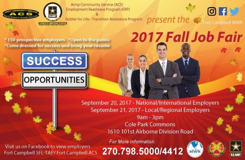 2017 Fall Job Fair
