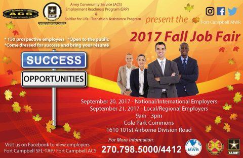 2017 Fall Job Fair