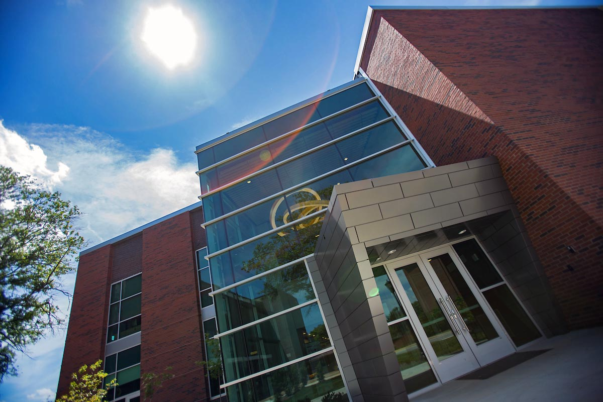 Austin Peay State University Art Design Building Opens