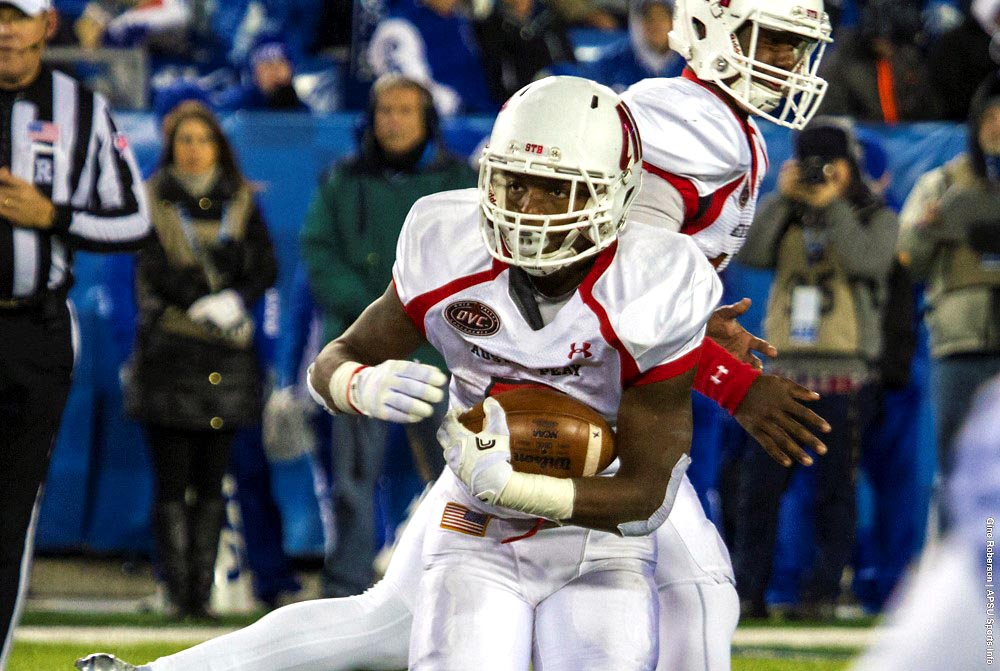 Apsu Football Travels To Cincinnati To Begin 2017 Season