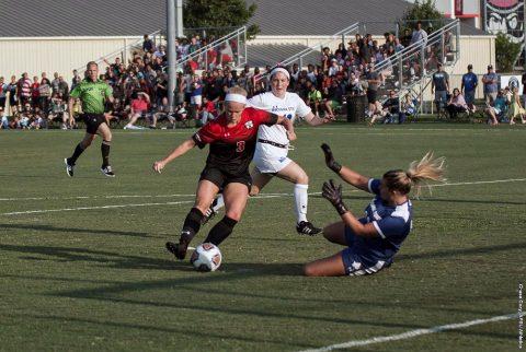 Austin Peay Soccer kicks off season at Chattanooga Friday night. (APSU Sports Information)