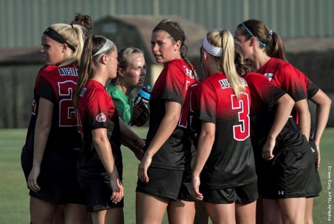 Austin Peay Soccer losses season opener to Chattanooga Mocs Friday night, 3-2. (APSU Sports Information)
