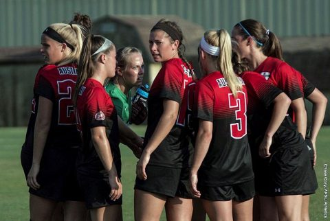 Austin Peay Soccer's match Friday with Georgia State canceled due to weather. (APSU Sports Information)