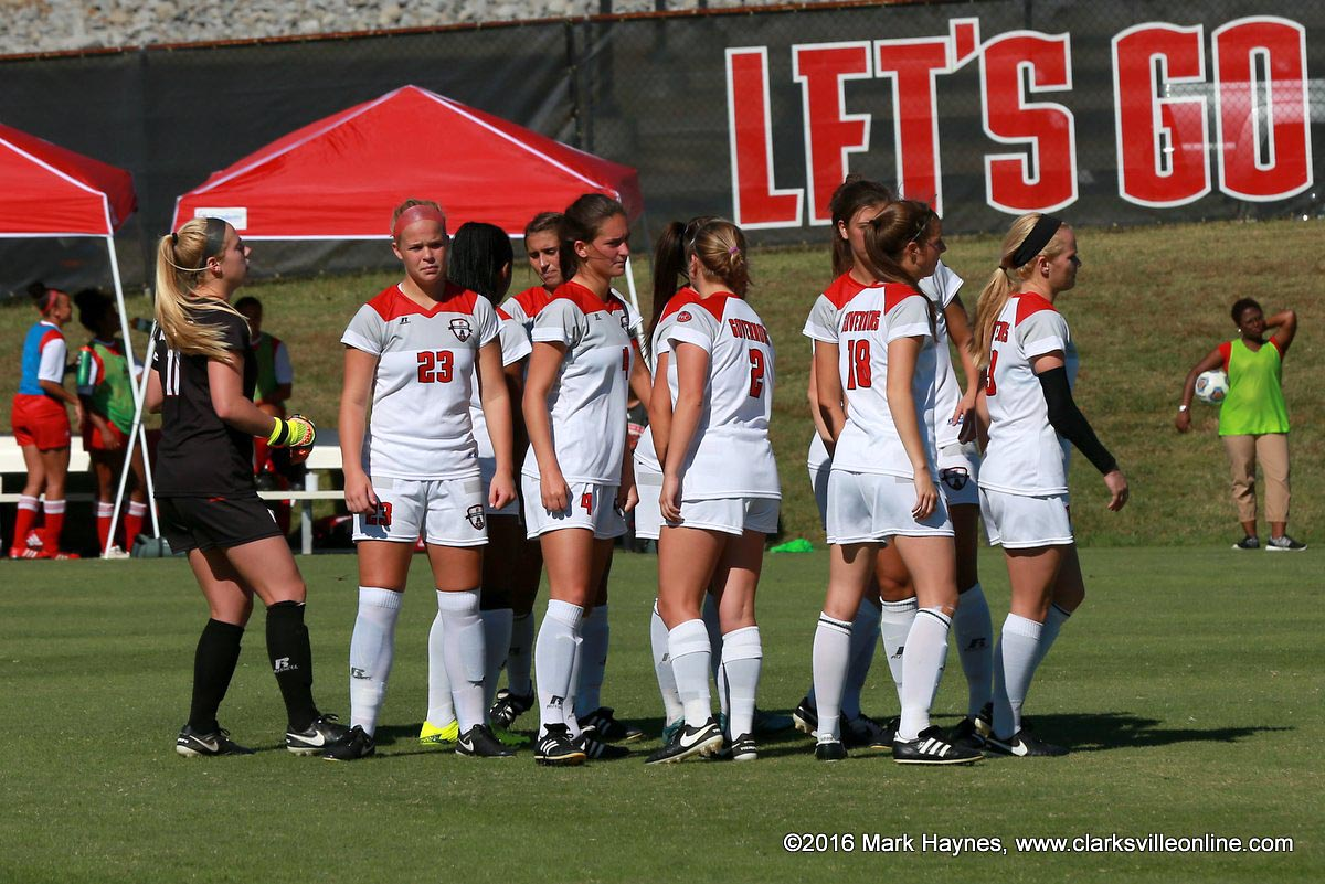 Austin Peay Soccer to host preseason exhibition match against Indiana State Tuesday, August 7th.