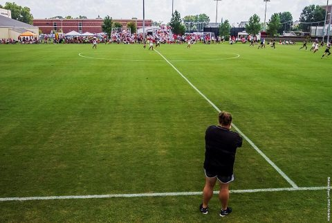 Austin Peay Soccer picked to finish fifth in OVC preseason poll. (APSU Sports Information)