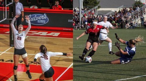 Austin Peay Volleyball and Soccer teams start 2017 season hot. (APSU Sports Information)