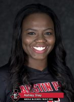 APSU Volleyball's Ashley Slay