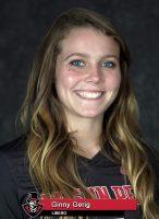 APSU Volleyball's Ginny Gerig