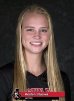 APSU Volleyball's Kristen Stucker
