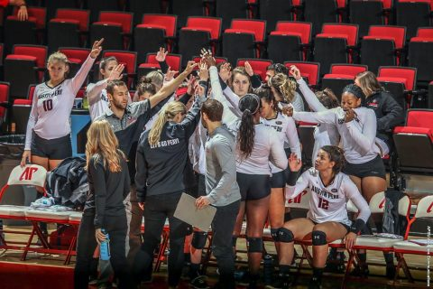 Austin Peay Volleyball to take on Georgia State and UAB Friday at UAB's Blazer Invitational. (APSU Sports Information)
