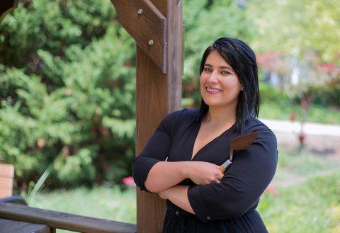Austin Peay State University history graduate student Katelynn DiStefano