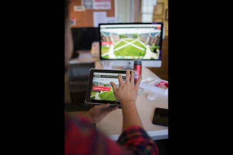 Austin Peay State University releases new website.