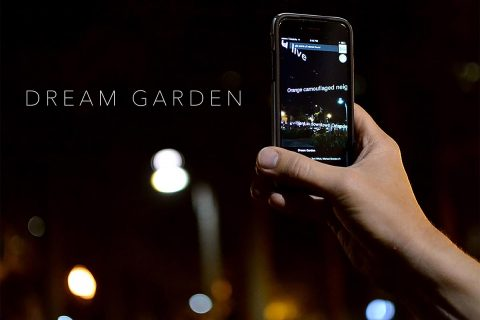 """Austin Peay to unveil """"Dream Garden,"""" an augmented reality interactive installation installed in the new Arts Quad behind the new Art + Design building."""