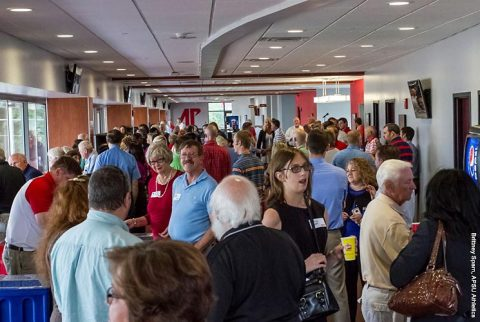 "Austin Peay Athletics and the Governors Club to host Clarksville Area Chamber of Commerce's ""Business After Hours"" event, August 17th. (APSU Sports Information)"