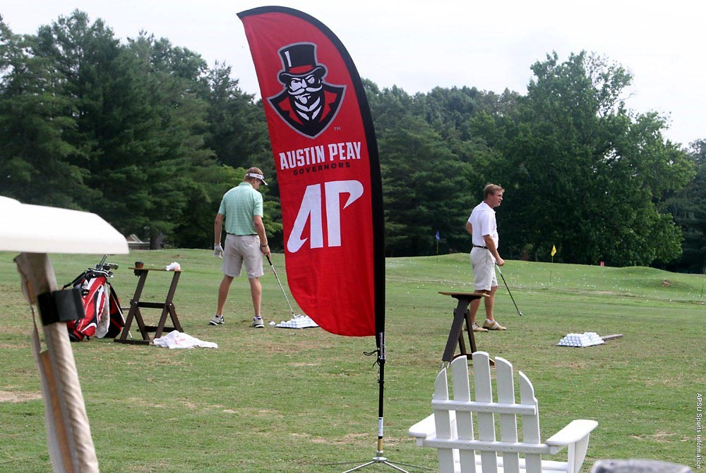 Pairs set for 2017 APSU Governors Golf Classic. (APSU Sports Information)