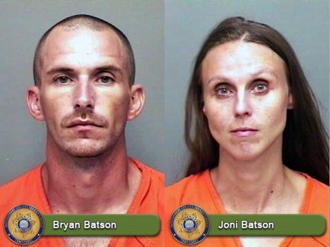 Bryan Batson and Joni Batson