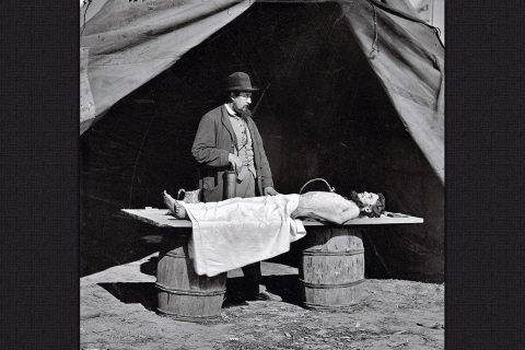Civil War Embalming