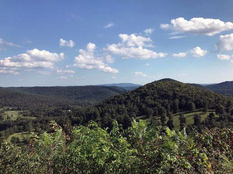 Ozarks Mountains/Mountain View Arkansas