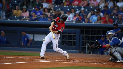 Renato Nuñez Homers in Third Straight Game as Nashville Sounds Tops Reno Aces 5-4. (Nashville Sounds)