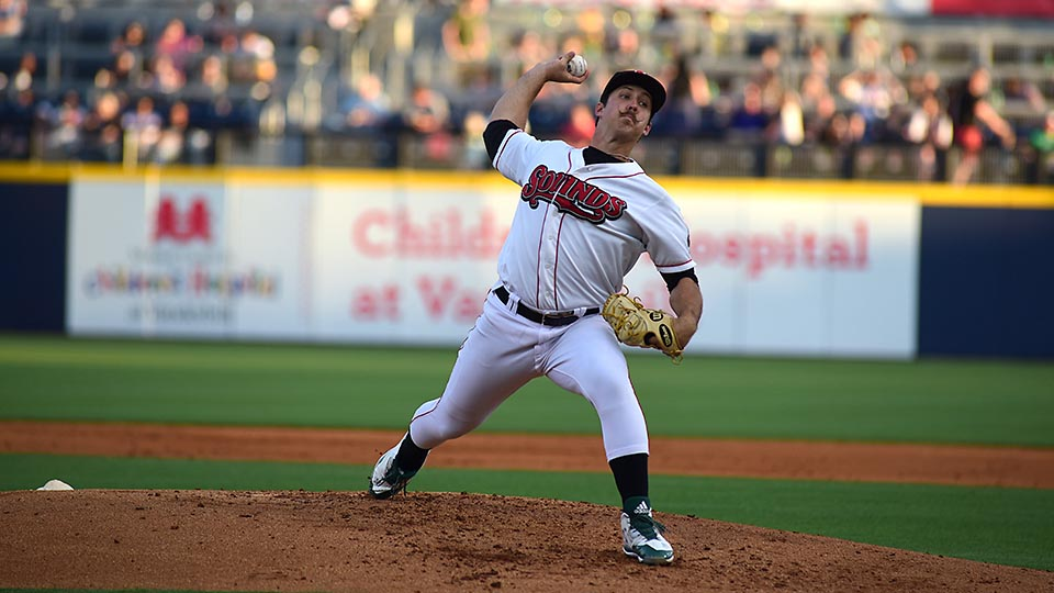 Nashville Sounds Goes 1-for-10 with Runners in Scoring Position. (Nashville Sounds)