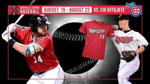 Two Fireworks Shows, Numerous Giveaways, and Faith Night Highlight Nashville Sounds Homestand. (Nashville Sounds)