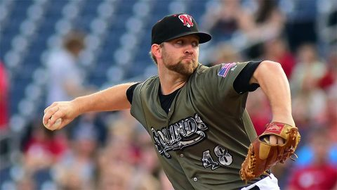 Nashville Sounds Right-Hander Ben Bracewell Tosses Seven Shutout Innings in 5-0 Win over Round Rock Express. (Nashville Sounds)