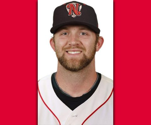 Nashville Sounds - Ben Bracewell
