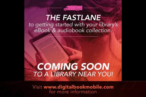 OverDrive Digital Bookmobile to visit the Clarksville-Montgomery County Public Library September 1st.