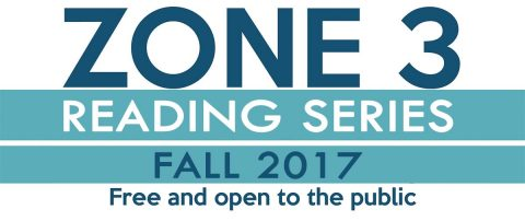 Zone 3 Fall 2017 Reading Series