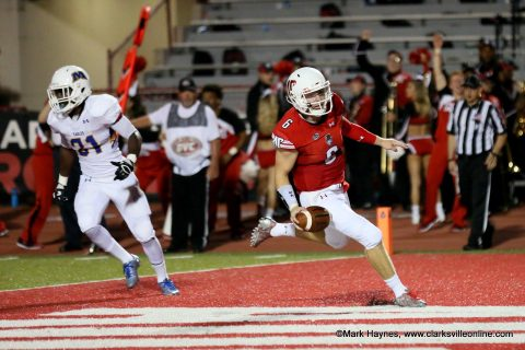 Austin Peay Football racks up 668 yards of offense in 69-13 win over Morehead State.