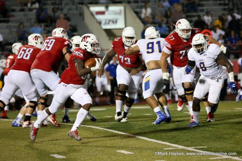 APSU Football defeated Morehead State 69-13 Saturday night at Fortera Stadium.