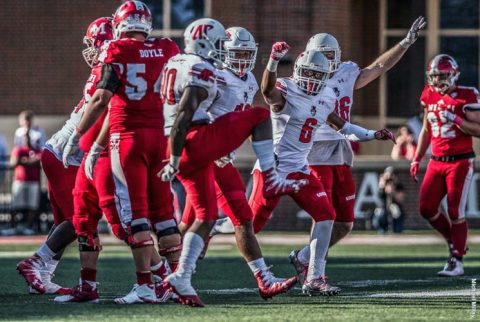 Austin Peay's defense hangs tough, offense sluggish in 31-10 loss at Miami Redhawks. (APSU Sports Information)