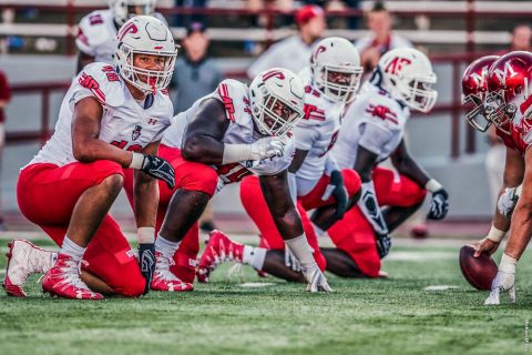 Austin Peay Football kicks off home schedule Saturday against Morehead State. (APSU Sports Information)