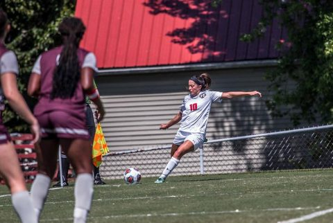 Austin Peay Women's Soccer opens OVC play with draw at Eastern Kentucky Friday night. (APSU Sports Information)