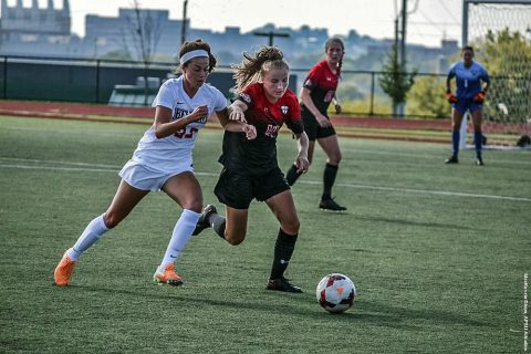 Austin Peay Women's Soccer plays OVC Home Opener this weekend at Morgan Brothers Soccer Field. (APSU Sports Information)