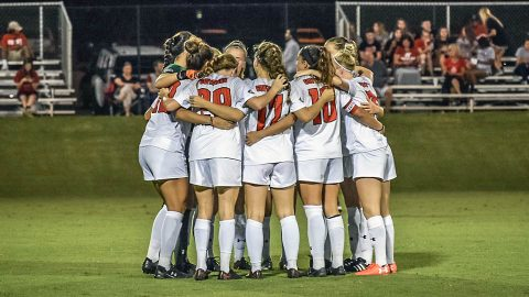 Austin Peay Women's Soccer drops hard fought match to Jacksonville State Friday. (APSU Sports Information)
