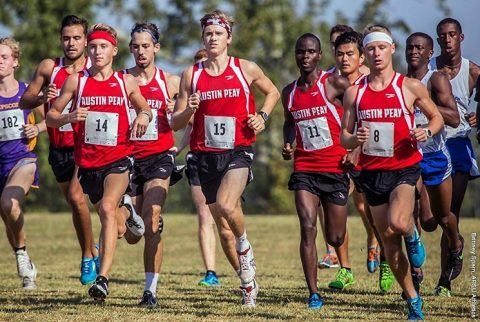 Austin Peay Men's Cross Country place fourth at Belmont Opener Saturday. (APSU Sports Information)