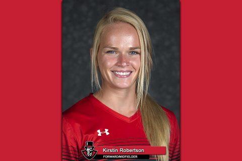 APSU Soccer's Kirstin Robertson