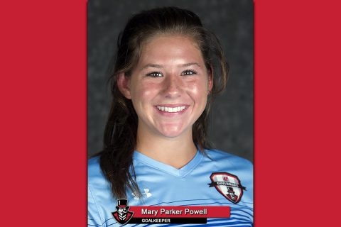 APSU Soccer's Mary Parker Powell