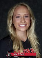 APSU Volleyball's Allie O'Reilly