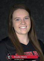 APSU Volleyball's Brooke Moore