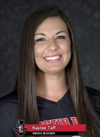 APSU Volleyball's Kaylee Taff