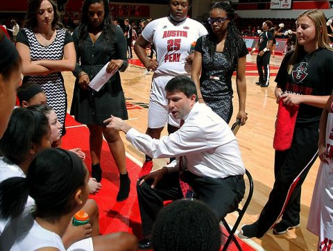Austin Peay Women's Basketball schedule released today. (APSU Sports Information)