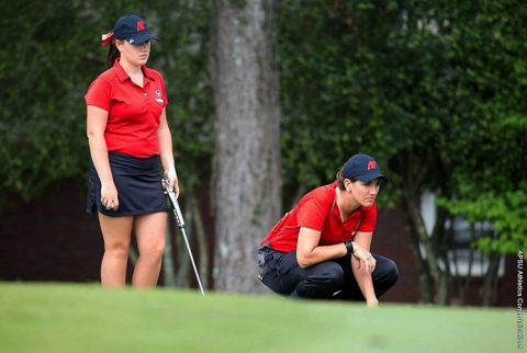 Austin Peay Women's Golf comes in third at NKU Fall Classic just four strokes behind winner. (APSU Sports Information)