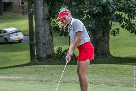 Austin Peay Women's Golf ties for ninth at Cardinal Classic. (APSU Sports Information)