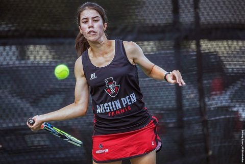 Austin Peay Tennis kicks off season hosting APSU Fall Invitational. (APSU Sports Information)