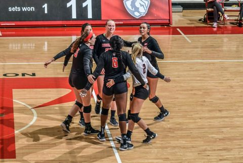 Austin Peay Women's Volleyball begins three game roadtrip at Alabama A&M Wednesday. (APSU Sports Information)